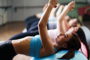 Cours de Gym du dos